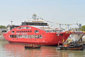 Mumbai to Alibaug Ferry