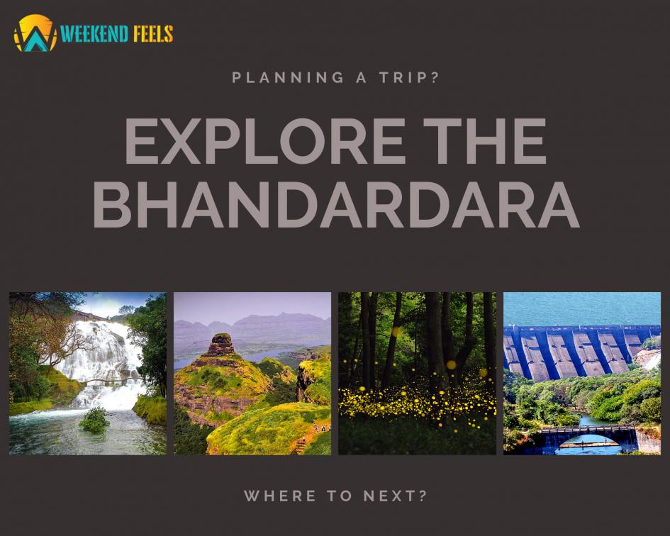 Explore the Bhandardara